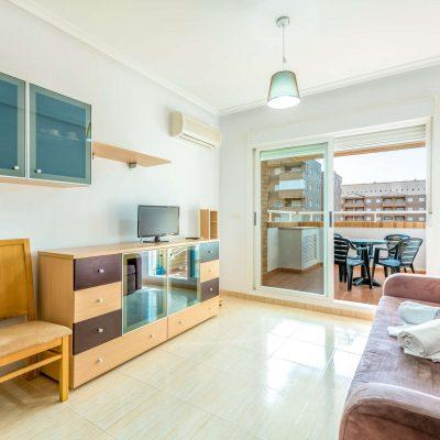 Salon Apartamentos Oromarina Azahar